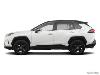 New 2019 Toyota RAV4 Hybrid SE SUV Lawrence, Massachusetts