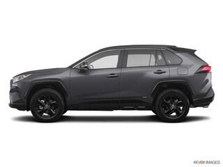 New 2019 Toyota RAV4 Hybrid XSE SUV Sandusky
