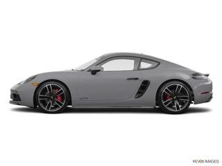 New 2019 Porsche 718 Cayman GTS Coupe for sale in Norwalk, CA at McKenna Porsche