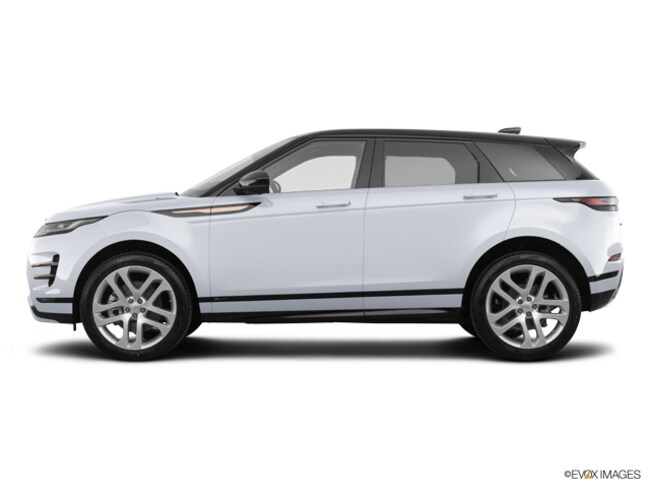 2020 Land Rover Range Rover Evoque First Edition SUV