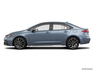 New 2020 Toyota Corolla XSE Sedan Winston Salem, North Carolina