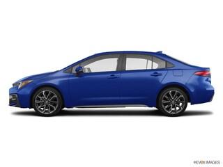 New 2020 Toyota Corolla XSE Sedan