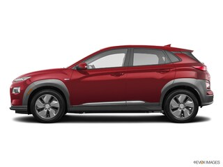 New 2019 Hyundai Kona EV Ultimate Utility in Torrington CT