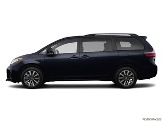New 2020 Toyota Sienna LE 7 Passenger Van for sale near you in Boston, MA
