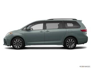 New 2020 Toyota Sienna XLE 7 Passenger Mini-Van