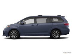 New 2020 Toyota Sienna for sale Wellesley