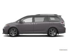 New 2020 Toyota Sienna SE 7 Passenger Van Passenger Van for sale in Modesto, CA