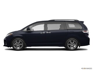 New 2020 Toyota Sienna SE 7 Passenger Van Passenger Van T29866 for sale in Dublin, CA