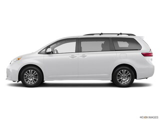 New 2020 Toyota Sienna XLE 7 Passenger Van for sale in Franklin, PA