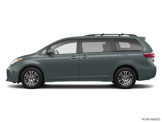 New 2020 Toyota Sienna XLE 7 Passenger Van 5TDDZ3DC6LS237493 for sale in Salem, OR at Capitol Toyota