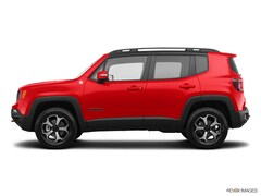 New 2019 Jeep Renegade TRAILHAWK 4X4 Sport Utility for Sale in Madison, WI, at Don Miller Dodge Chrysler Jeep RAM Fiat
