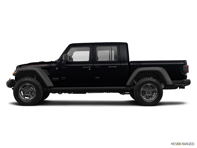 2020 Jeep Gladiator Rubicon 4x4 Crew Cab Pickup