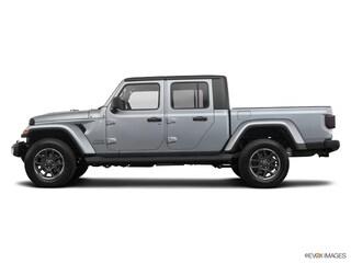 New 2020 Jeep Gladiator Overland Truck Crew Cab