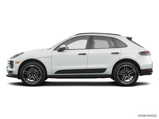 New 2019 Porsche Macan S Sport Utility Burlington MA