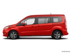 2019 Ford Transit Connect Titanium LWB w/Rear Liftgate Full-size Passenger Van FWD