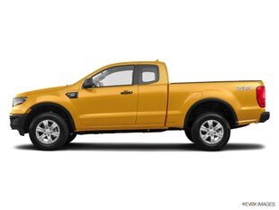 2019 Ford Ranger STX 4WD SuperCab 6 Box
