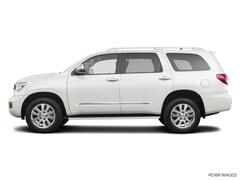 New 2019 Toyota Sequoia Platinum SUV in Altus, OK