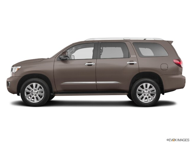 New 2019 Toyota Sequoia Platinum SUV San Antonio
