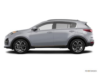 New 2020 Kia Sportage SX Turbo SUV for Sale Near Houston TX