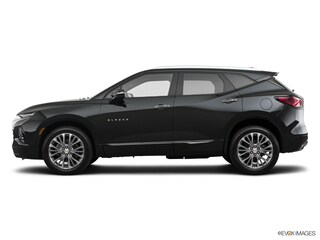 New 2019 Chevrolet Blazer Premier SUV C5830 for sale near Jasper, IN