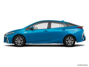 2020 Toyota Prius Prime Limited Hatchback