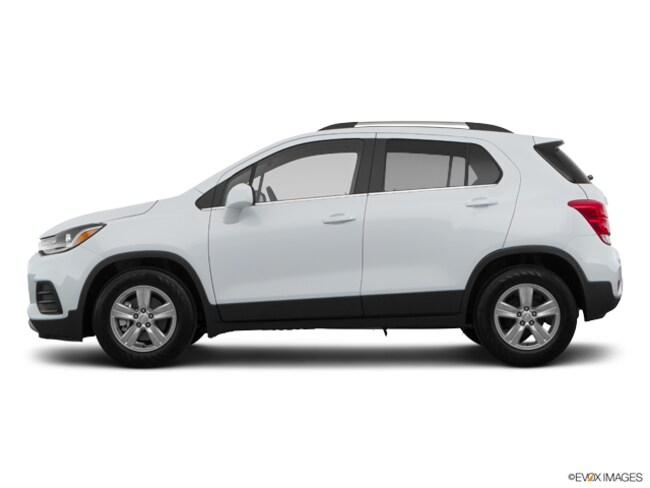 New 2020 Chevrolet Trax LT SUV San Benito