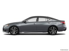 2020 Nissan Altima 2.5 Platinum Sedan sedan