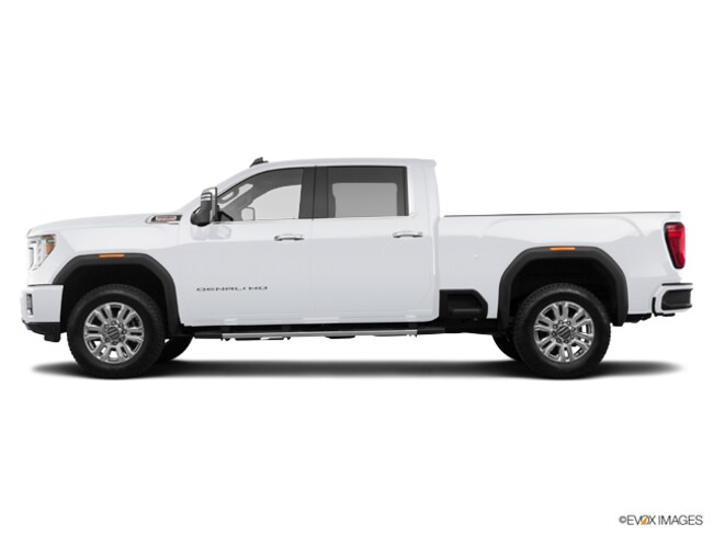 New 2020 GMC Sierra 2500HD Denali Truck for sale in Layton, Utah at Young Buick GMC