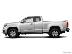 2020 Chevrolet Colorado Work Truck Crew Cab