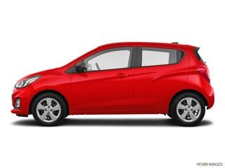 New 2020 Chevrolet Spark LS CVT Hatchback 00200262 for sale in Harlingen, TX