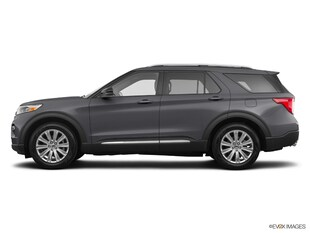 2020 Ford Explorer Limited SUV