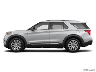 New 2020 Ford Explorer Limited SUV near San Diego