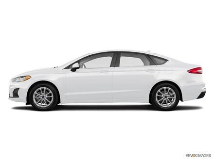 2020 Ford Fusion SE Sedan 3FA6P0HD4LR197066