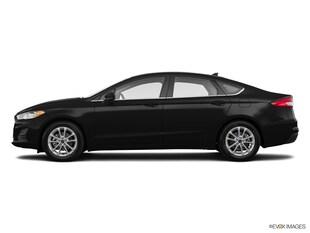 2020 Ford Fusion SE Sedan 3FA6P0HD2LR124083