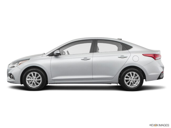 2020 Hyundai Accent SEL IVT Sedan