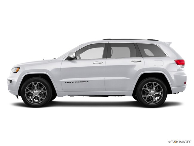 2020 Jeep Grand Cherokee OVERLAND 4X4 Sport Utility Houston