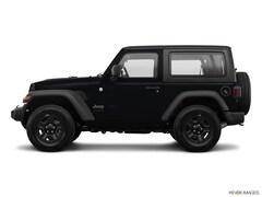 2020 Jeep Wrangler SPORT BLACK AND TAN 4X4 Sport Utility