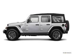 2020 Jeep Wrangler UNLIMITED SAHARA 4X4 Sport Utility Rockingham