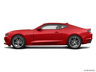 New 2020 Chevrolet Camaro 1LT Coupe 1G1FB1RS9L0132962 in San Benito, TX