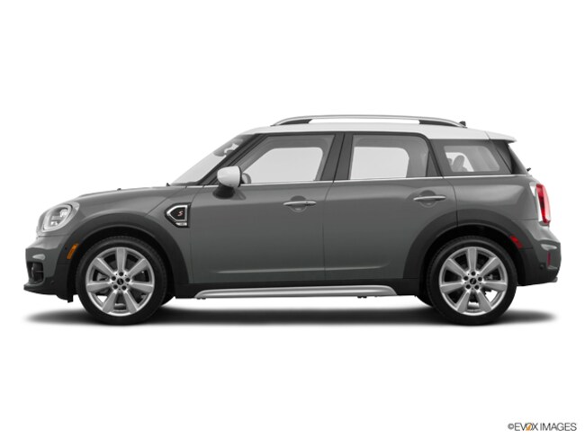 New 2020 MINI Countryman Cooper S SUV in Charleston