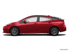 New 2020 Toyota Prius Limited Hatchback