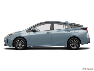 2020 Toyota Prius Limited Hatchback
