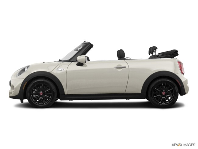 2020 MINI Cooper S Base Convertible