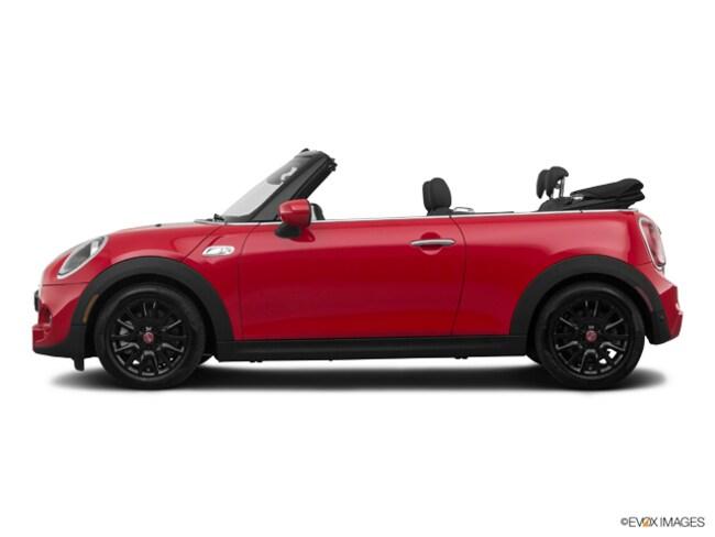 2020 MINI Cooper S Base Convertible