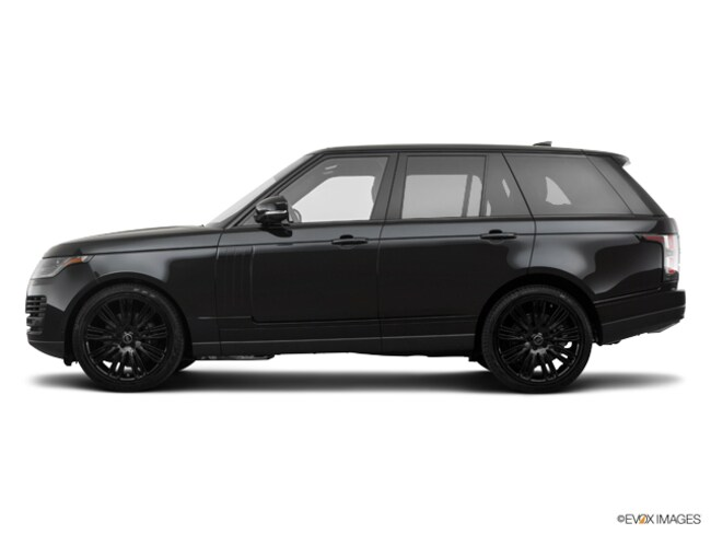 New 2020 Land Rover Range Rover HSE SUV in Troy, MI