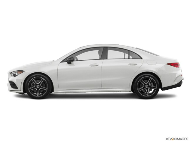 2020 Mercedes-Benz CLA 250 Sedan