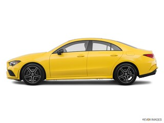 New 2020 Mercedes-Benz CLA 250 Coupe for sale in McKinney, TX