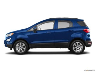 Used 2020 Ford EcoSport SE SUV in Coon Rapids, IA