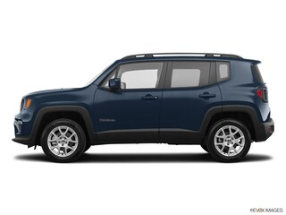 2020 Jeep Renegade LATITUDE 4X4