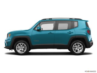 New 2020 Jeep Renegade ALTITUDE 4X4 Sport Utility in Elma, NY